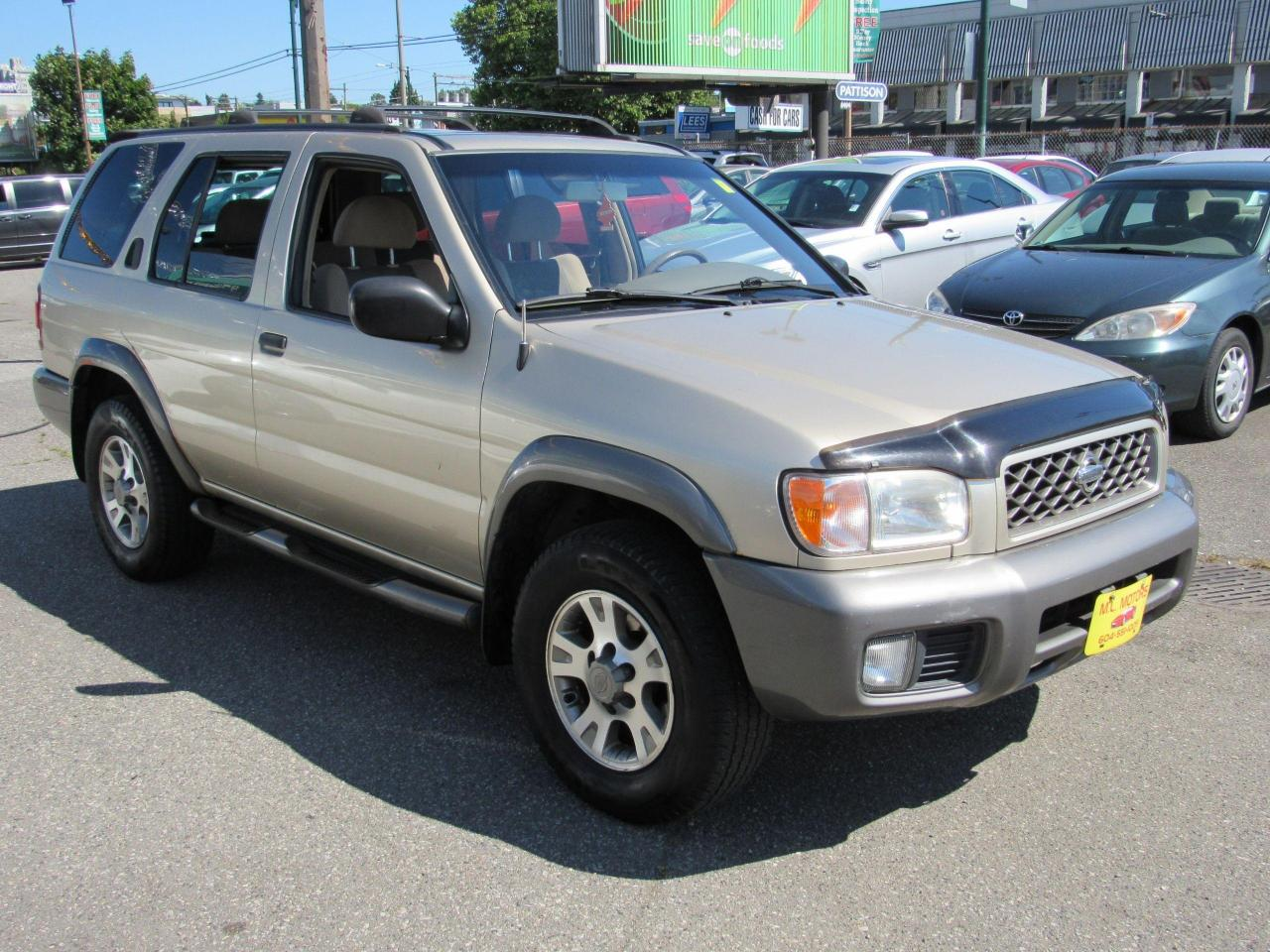 used 2001 nissan pathfinder se for sale in vancouver, british columbia carpages.ca