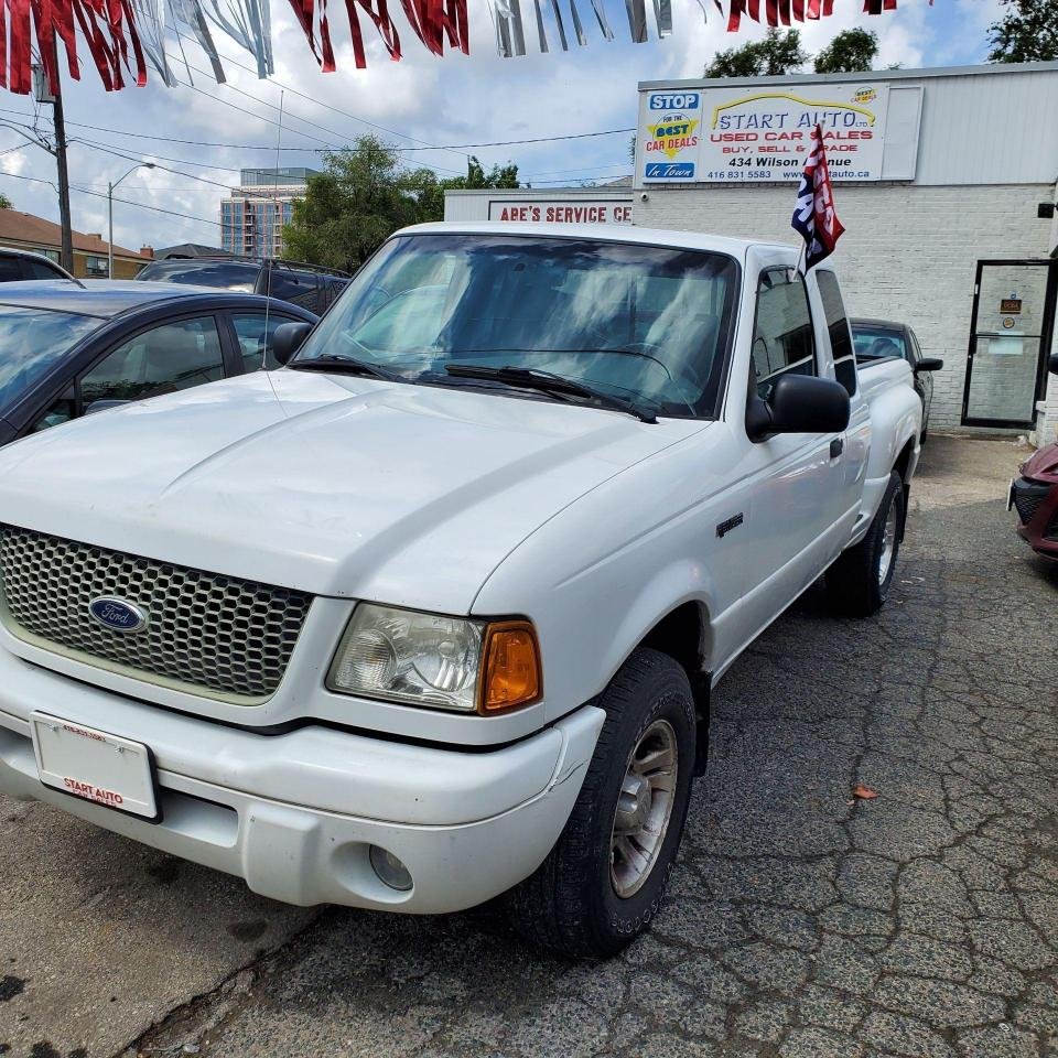 used 2002 ford ranger edge plus for sale in toronto, ontario carpages.ca
