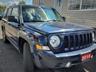 Used 2016 Jeep Patriot for sale in London, ON