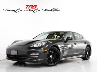 Used 2013 Porsche Panamera 4 I COMING SOON I  NAVI I SUNROOF I BOSE for sale in Vaughan, ON