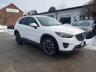 Used 2016 Mazda CX-5 GT AWD for sale in Waterdown, ON