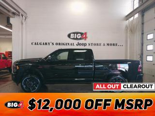 New 2020 RAM 3500 Limited 4x4 for sale in Calgary, AB