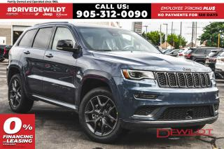 New 2020 Jeep Grand Cherokee LIMITED X | PROTECH | TOW PCK | ALPINE | for sale in Hamilton, ON