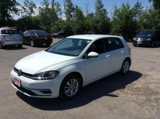 Used 2019 Volkswagen Golf Comfortline - AUTO - A/C - BACK UP CAM! for sale in Ottawa, ON