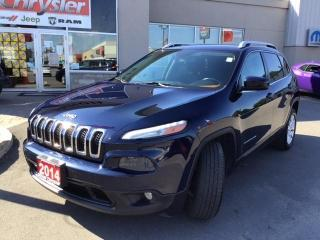 Used 2014 Jeep Cherokee North for sale in Milton, ON