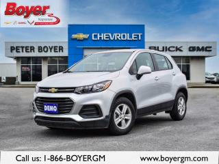 New 2020 Chevrolet Trax LS for sale in Napanee, ON