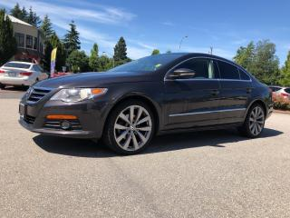 Used 2012 Volkswagen Passat CC 4dr DSG Sportline for sale in Surrey, BC