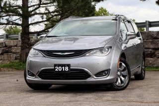 Used 2018 Chrysler Pacifica Hybrid Hybrid Limited 2WD | Pano | DVD | Navi | for sale in Waterloo, ON