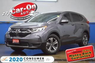 Used 2019 Honda CR-V AWD 9,700 KM REAR CAM HTD SEATS ADAPTIVE CRUISE NA for sale in Ottawa, ON