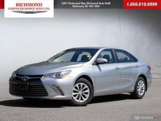 Used 2015 Toyota Camry for sale in Richmond, BC
