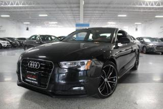 Used 2016 Audi A5 TECHNIK S-LINE W/ SPORT I NAVIGATION I SUNROOF I REAR CAM for sale in Mississauga, ON