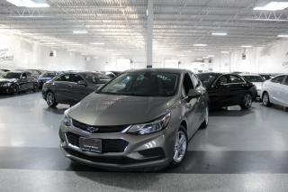 Used 2017 Chevrolet Cruze LT I REAR CAM I CARPLAY I HEATED SEATS I PUSH START I BT for sale in Mississauga, ON