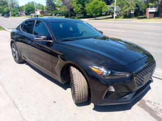 Used 2020 Hyundai Genesis 2.0T G70 ELITE for sale in Toronto, ON