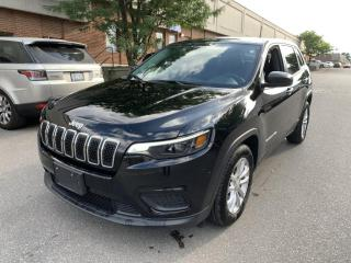 Used 2019 Jeep Cherokee Sport FWD for sale in North York, ON