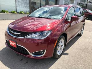 Used 2017 Chrysler Pacifica Touring-L Plus w/Navi, Leather Heated Seats, Remot for sale in Hamilton, ON