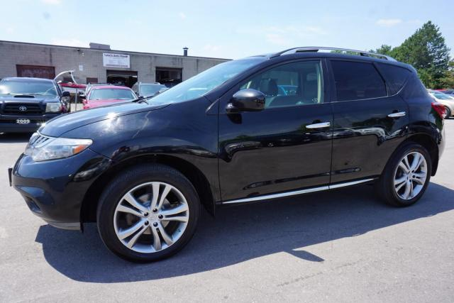 2013 Nissan Murano LE AWD CERTIFIED 2YR WARRANTY CAMERA BLUETOOTH PANO ROOF HEATED LEATHER 4 SEATS ALLOYS