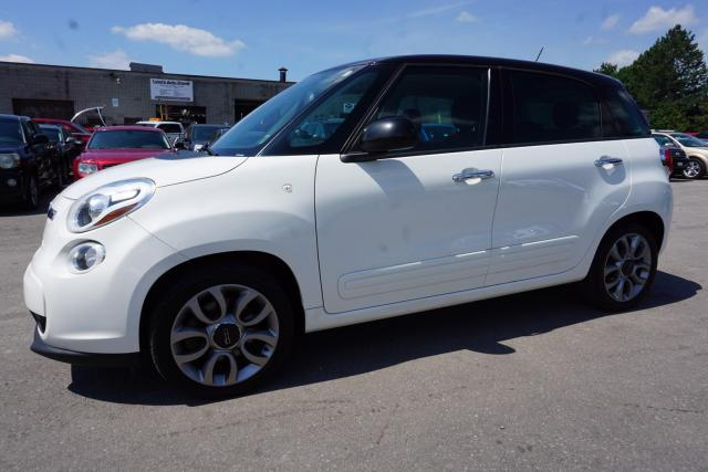 2014 Fiat 500 L SPORT CERTIFIED 2YR WARRANTY *FREE ACCIDENT*2ND SET WINTER* BLUETOOTH CRUISE HEATED LEATHER FOG LIGHTS