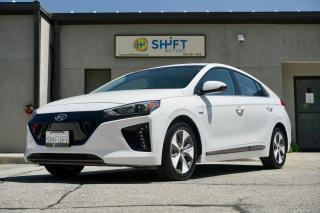 Used 2018 Hyundai IONIQ Electric SE INFINITY SOUND, NAVIGATION, CARFAX CLEAN! for sale in Burlington, ON