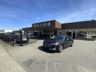 Used 2019 Ford Fusion Hybrid Titanium AUTONOMOUS BRAKING for sale in Langley, BC