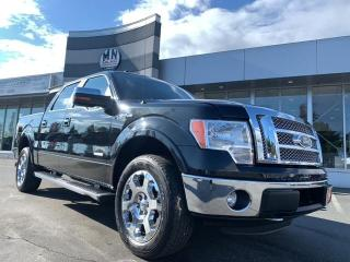 Used 2011 Ford F-150 Lariat 4WD ECO-BOOST LEATHER SUNROOF CAMERA for sale in Langley, BC