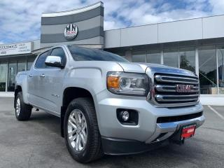 Used 2016 GMC Canyon SLT 3.6L 4WD LEATHER REAR CAMERA BOSE SOUND for sale in Langley, BC