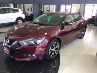Used 2018 Nissan Maxima Platinum for sale in Mississauga, ON