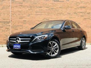 Used 2016 Mercedes-Benz C-Class C300 4MATIC|TEXT US|647.678.7778|HOMEDELIVERY| NAVI|PANOROOF|LEATHER|XEON| for sale in Mississauga, ON