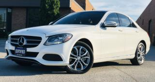 Used 2016 Mercedes-Benz C-Class C300 4MATIC | CERTIFIED| NAVI|PANOROOF|LEATHER| for sale in Mississauga, ON