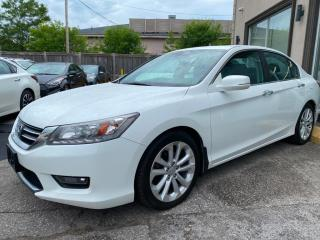 Used 2015 Honda Accord Touring for sale in Scarborough, ON