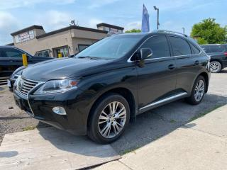 Used 2014 Lexus RX 350 Base (A6) for sale in Scarborough, ON