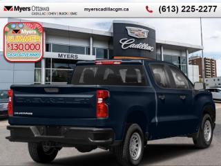 New 2020 Chevrolet Silverado 1500 High Country for sale in Ottawa, ON