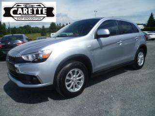 Used 2017 Mitsubishi RVR SE AWD for sale in East broughton, QC