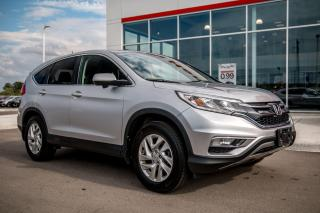Used 2016 Honda CR-V EX for sale in Woodstock, ON