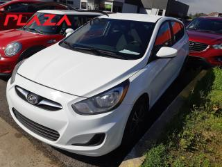 Used 2013 Hyundai Accent 5DR HB AUTO GL for sale in Beauport, QC