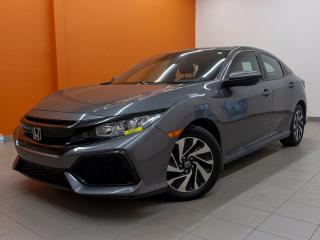 Used 2017 Honda Civic LX *SIEGES CHAUFF* CAMERA *BLUETOOTH* USB *PROMO for sale in St-Jérôme, QC