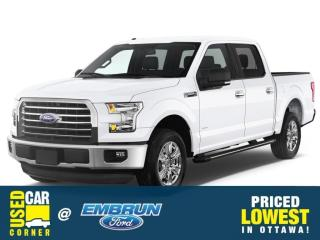 Used 2015 Ford F-150 XL for sale in Embrun, ON