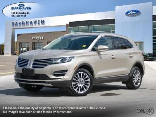 Used 2017 Lincoln MKC Reserve for sale in Ottawa, ON
