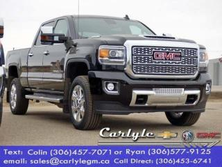 Used 2019 GMC Sierra 2500 HD Denali for sale in Carlyle, SK