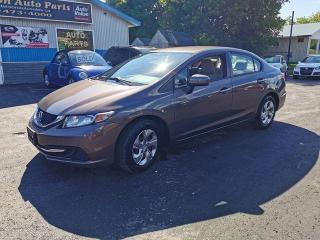 Used 2014 Honda Civic EX for sale in Madoc, ON