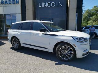 New 2020 Lincoln Aviator Grand Touring for sale in Kingston, ON