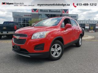 Used 2016 Chevrolet Trax LT   AWD - Low Mileage - Accident Free - One Owner for sale in Ottawa, ON