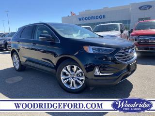 Used 2019 Ford Edge Titanium for sale in Calgary, AB