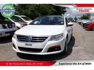 Used 2010 Volkswagen Passat CC 4dr DSG Sportline for sale in Whitby, ON