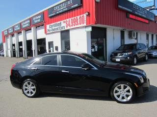Used 2013 Cadillac ATS 4 Luxury Package $9,995+HST+LIC FEE / ALL WHEEL DRIVE / CERTIFIED for sale in North York, ON