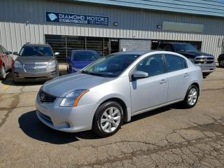 Used 2012 Nissan Sentra 2.0 S,2.0 S for sale in Edmonton, AB