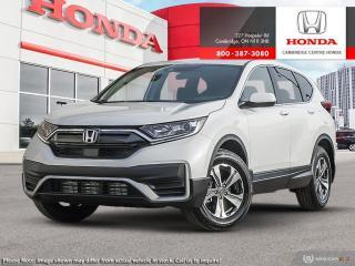 New 2020 Honda CR-V LX AWD for sale in Cambridge, ON