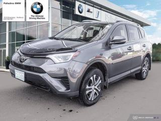 Used 2017 Toyota RAV4 LE - RELIABLE, GREAT RESALE VALUE, FUEL EFFICIENT & SAFE! for sale in Sudbury, ON