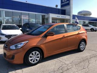 Used 2017 Hyundai Accent GL for sale in Scarborough, ON