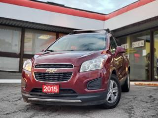 Used 2015 Chevrolet Trax 1LT Backup Camera | Bose Sound | Heated Seats | for sale in Waterloo, ON