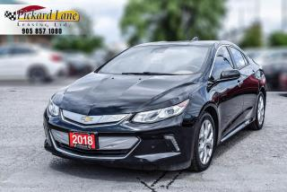 Used 2018 Chevrolet Volt Premier PLUG-IN HYBRID! ACCIDENT FREE! for sale in Bolton, ON